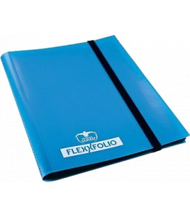 Carpeta Ultimate Guard Flexxfolio 9 Pocket Azul