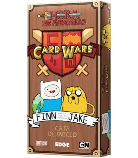 Hora de Aventuras Card Wars: Finn contra Jake