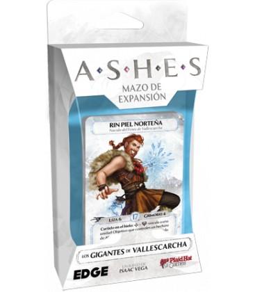 Ashes: Los Gigantes de Vallescarcha