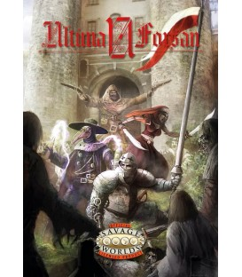 Savage Worlds: Ultima Forsan