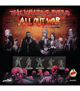 The Walking Dead: All Out War (Caja Básica)