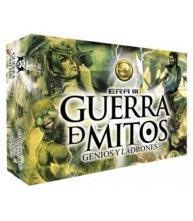 Guerra de Mitos 11: Genios y Ladrones + 3 Promos