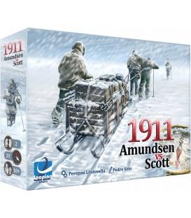 1911 - Amundsen vs. Scott