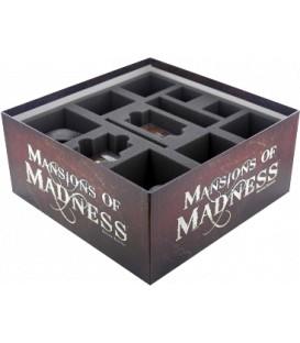 Las Mansiones de la Locura (Foam Tray Set)