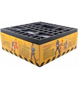 Zombicide: Prison Outbreak (Foam Tray Set)