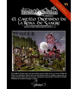 Aventuras en la Marca del Este: El Castillo Prohibido de la Reina de Sangre