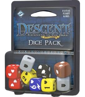 Descent: Pack de Dados Extra