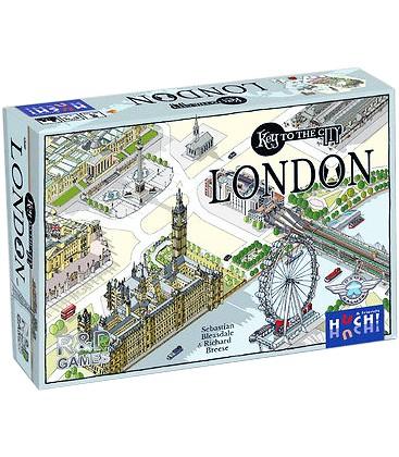 Key to the City - London (Inglés)