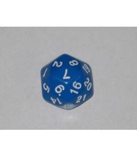 Dado 30 Caras (Azul)