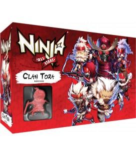 Ninja All Stars: Clan Tora