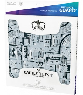 Tapete Ultimate Guard Modular 9 Battle-Tiles 1' Starship Edition (30x30 cm)