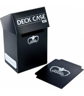 Deck Case 80+ Negro Ultimate Guard