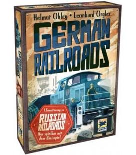 Russian Railroads: German Railroads (Inglés)