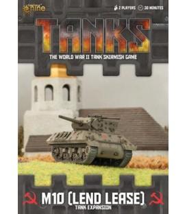 Tanks: Soviet M10 (Lend Lease)