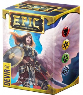 Epic (con las cartas corregidas)