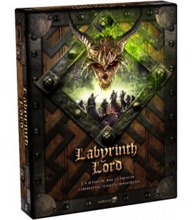 Labyrinth Lord (+ Aventura La Torre en la Niebla)