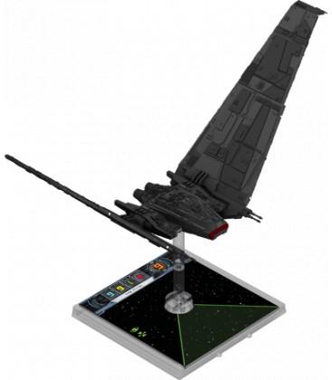 X-Wing: Lanzadera Clase Ípsilon