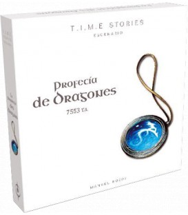 T.I.M.E. Stories: Profecía de Dragones