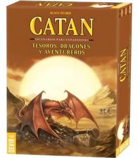 Catan: Expansión Tesoros, Dragones y Aventureros