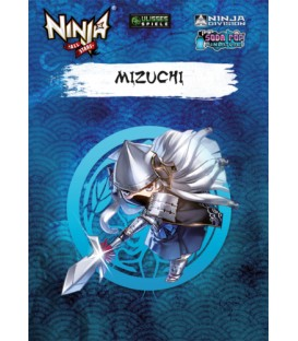 Ninja All Stars: Mizuchi (Héroe)