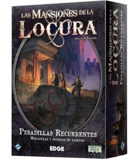 Las Mansiones de la Locura: Pesadillas Recurrentes
