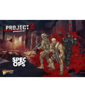 Project Z: Special Operations Team (Desprecintado - Caja Dañada)