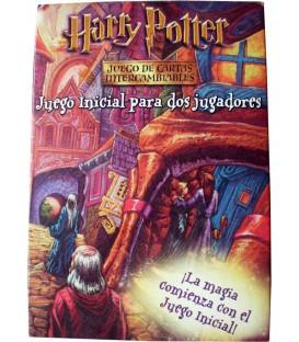 Harry Potter - Baraja Juego Inicial para 2 Jugadores