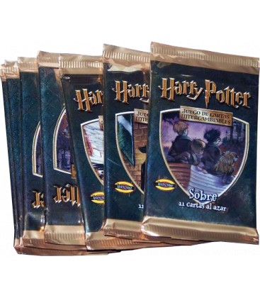Harry Potter - Caja de Sobres (Castellano)