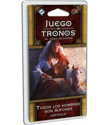 Juego de Tronos LCG: Todos los Hombres son Bufones / Sangre y Oro 1