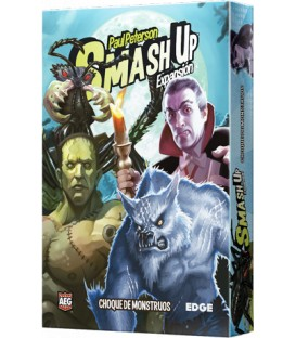 Smash Up: Choque de Monstruos