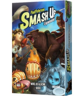 Smash Up: Nivel de Alucine 9000