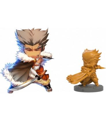 Ninja All Stars: Mizaru (Héroe)