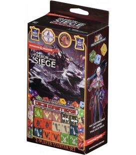 Dice Masters: Dungeons & Dragons Faerûn Under Siege - Set de Inicio (Inglés)