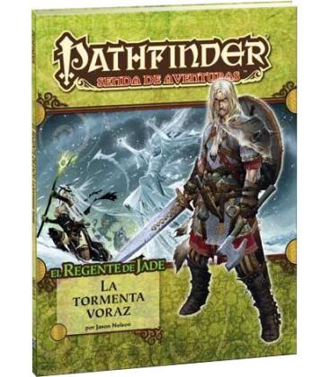 Pathfinder: El Regente de Jade 3 (La Tormenta Voraz)