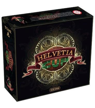 Pack Helvetia Cup - Kickstarter (Inglés)