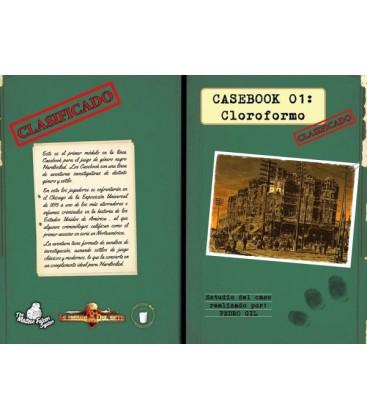Hardboiled + Casebook 01 (Pack Verkami)