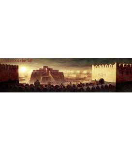 La Puerta de Ishtar: Pantalla del DJ