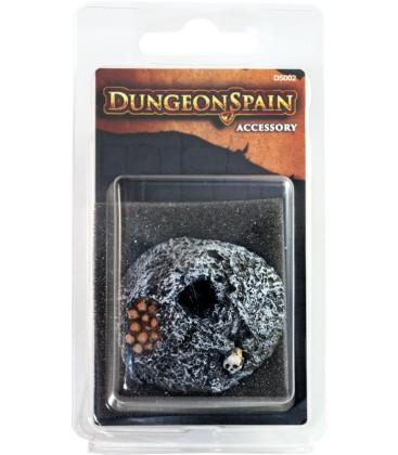 Dungeon Spain - Pack Accesorios 10: Nido de Bichos