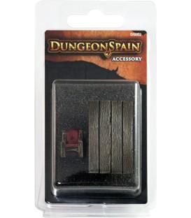 Dungeon Spain - Pack Accesorios 11: Mesa y Silla