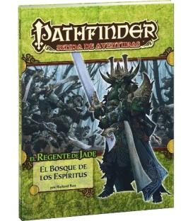 Pathfinder: El Regente de Jade 4 (El Bosque de los Espíritus)