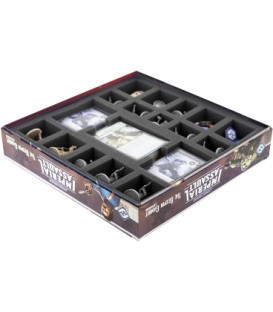 Star Wars Imperial Assault: El Gámbito de Bespin (Foam Tray Set)