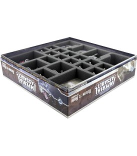 Star Wars Imperial Assault: Regreso a Hoth (Foam Tray Set)
