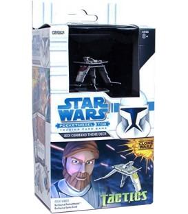 Star Wars Pocketmodel TCG: Jedi Command Theme Deck (Tactics)