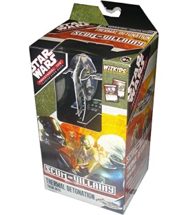 Star Wars Pocketmodel TCG: Thermal Detonation Theme Deck (Scum and Villainy)