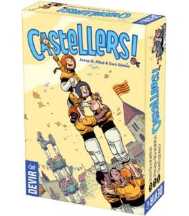 Castellers!