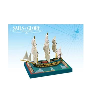 Sails of Glory: HMS Bahama 1805 / San Juan 1805