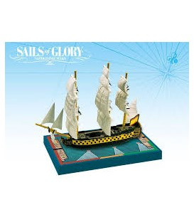 Sails of Glory: Real Carlos 1787 / Conde de Regla 1786