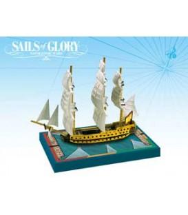 Sails of Glory: San Juan Nepomuceno 1766 / San Francisco de Asis 1767
