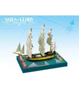 Sails of Glory: San Agustín1768 / Bahama 1783