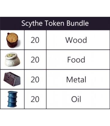 Scythe: Recursos Deluxe